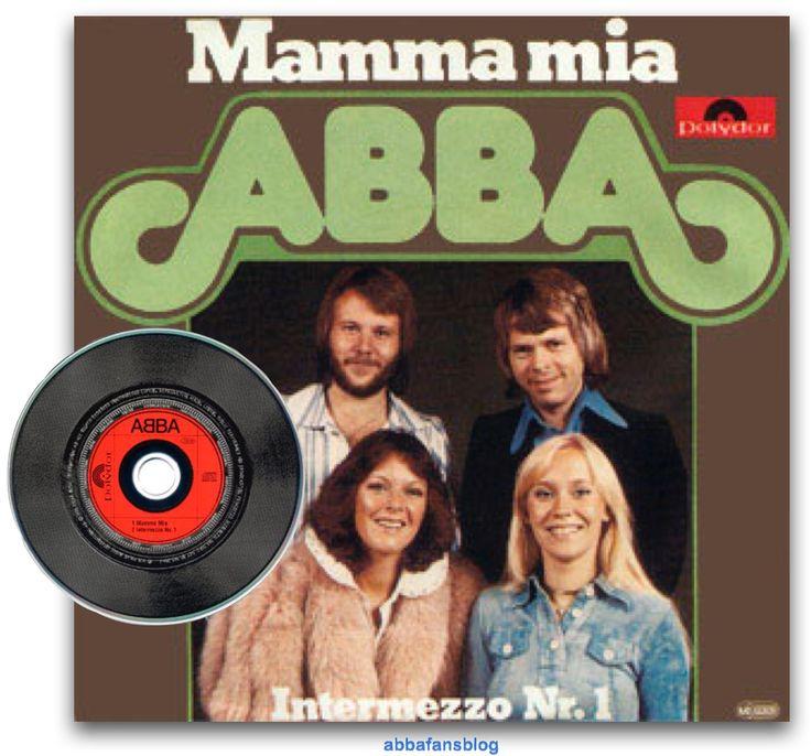 "ABBA Fans Blog: ""Mamma Mia"" CD Single #Abba #Agnetha #Frida http://abbafansblog.blogspot.co.uk/2016/08/mamma-mia-cd-single.html"