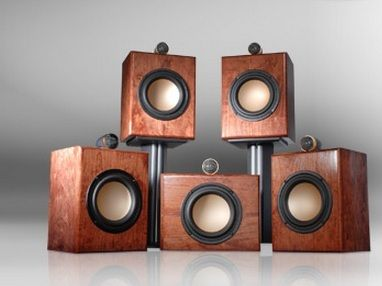 I want to build these speakers!!! Diy 5.1 Surround Sound Speakers.