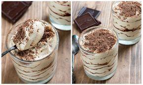 Famózny krém sjemnou vôňou kávy a lahodnou čokoládou. Vynikajúco sa hodí do sladkých dezertov, alebo len tak, ako skvelú pochúťku na spríjemnenie popoludnia. Spravte si radosť aj vy! :-) Potrebujeme: 1 lyžičku rozpustnej kávy ¼ šálky horúcej vody 1 šálku smotany na šľahanie 1 ½ šálky práškového cukru 240 g smotanového syra 1 lyžičku vanilkového...