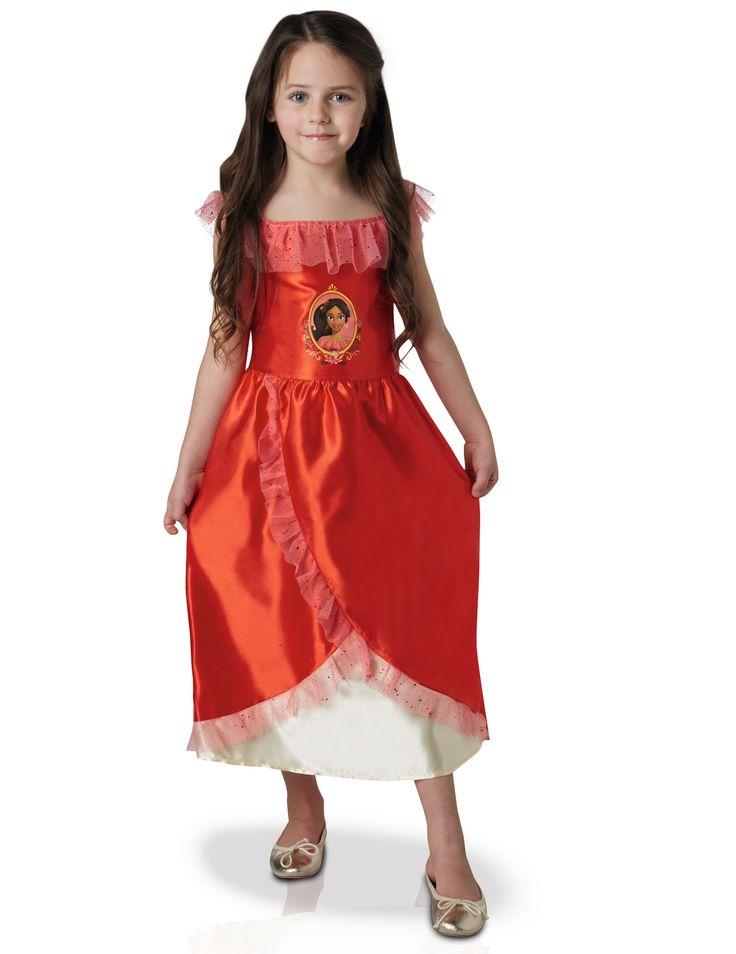 Costume Elena D'Avalor™ per bambina su VegaooParty, negozio di articoli per feste. Scopri il maggior catalogo di addobbi e decorazioni per feste del web,  sempre al miglior prezzo!