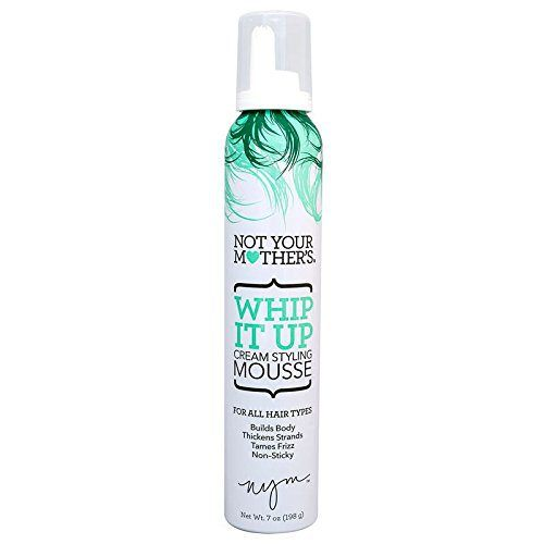 Not Your Mother's Whip It Up Cream Styling Mousse, 7 Ounce - http://essential-organic.com/not-your-mothers-whip-it-up-cream-styling-mousse-7-ounce/