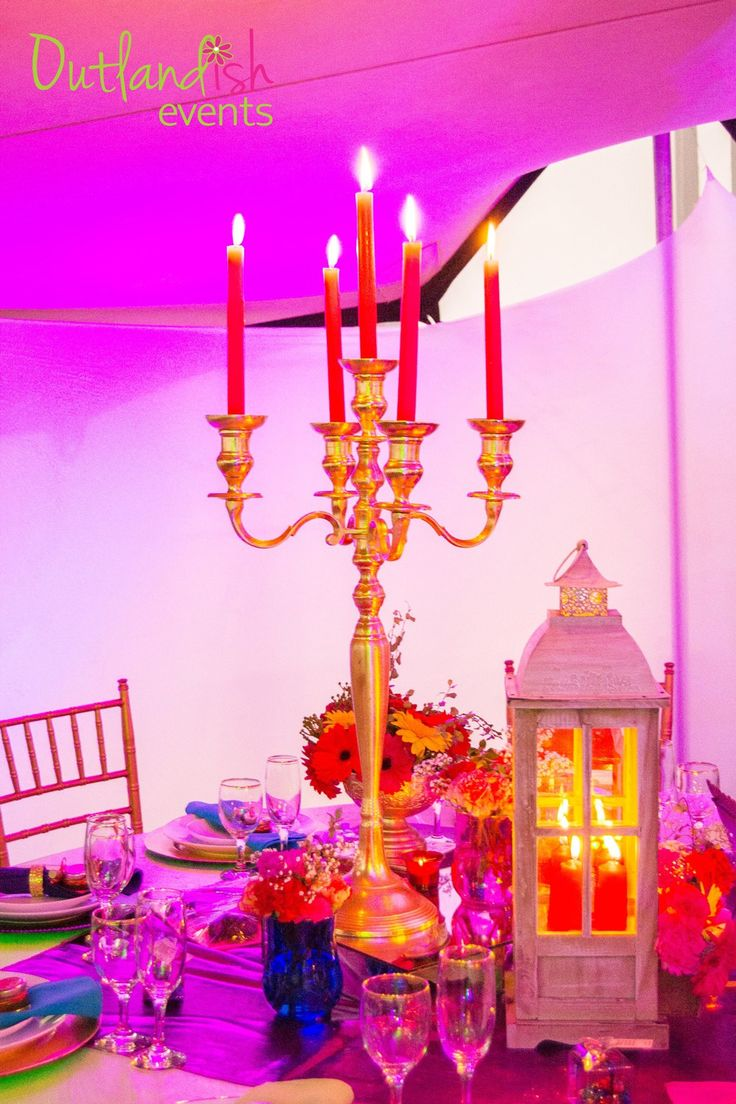 Usually we plan a function 2 - 3 months in advance... However with this lavish Moroccan Iftaar Party.. We had four days to put it together! Yes you heard right! Four days! At first I was reluctant on taking this functionas I did not want the tiny time frame to impact on the