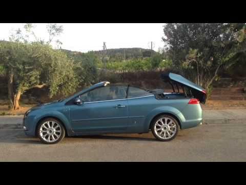 Ford Focus cabrio Pininfarina 2010 - YouTube