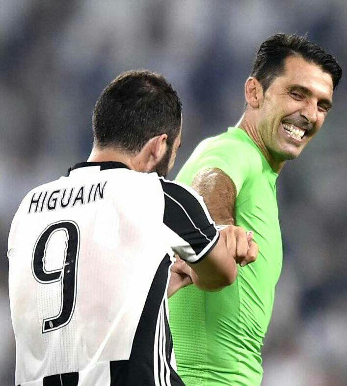 Gigi e Higuain