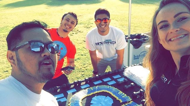 Our Chuze Team is out supporting some incredible runners at the La Jolla Half Marathon finish line! Stop by our tent until noon today for some free swag ☺️ #run #runner #fit #fitness #fitfam #marathon #halfmarathon #motivation #gym #workout #work #event #team #sandiego #lajolla #california #like #instadaily #instafit