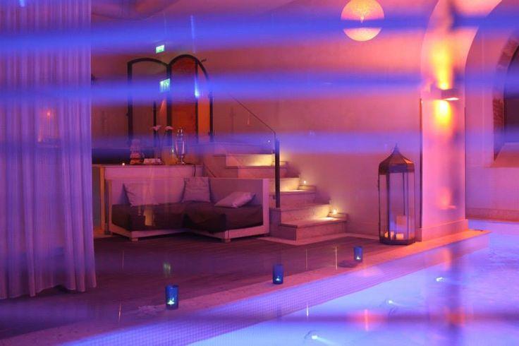 Concediti un momento di relax all'interno della nostra #SPA. Prenota adesso!  #ExclusiveDream #InterludeHR