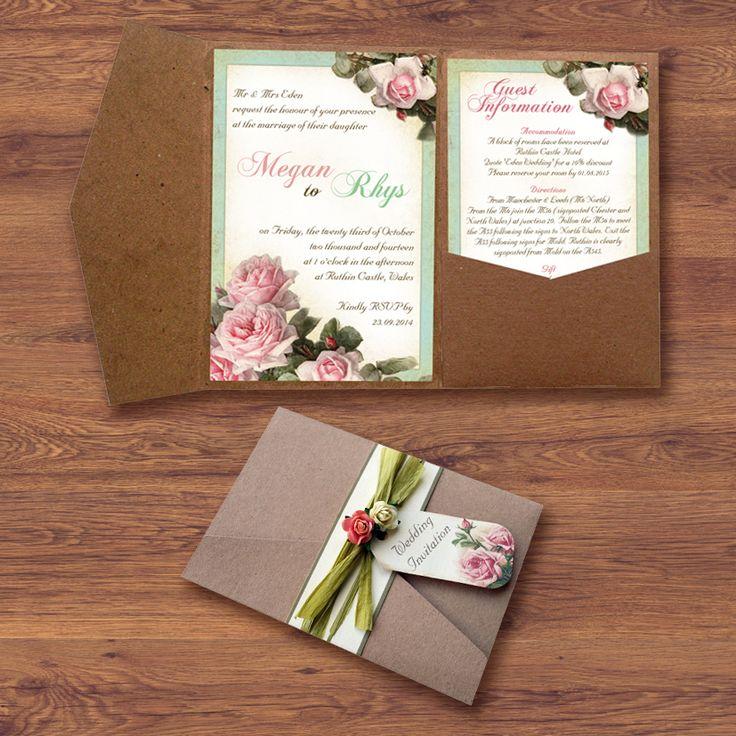 24 best Wedding Invitation Designs images on Pinterest   Wedding ...