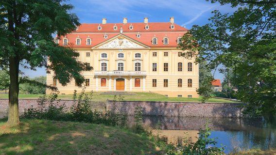 Neu in meiner Galerie bei OhMyPrints: Barockschloss Wachau im Sommer
