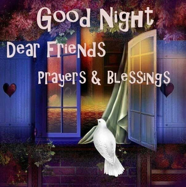 Good Night Dear Friends