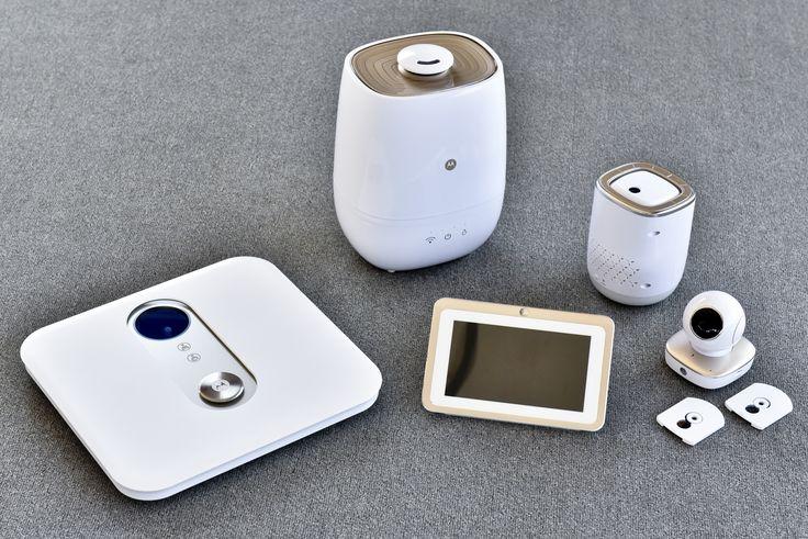 Smart Nursery from Binatone Communications Europe
