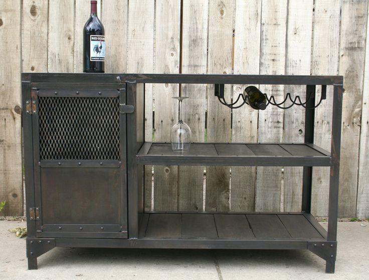 Wine Cart Bar Cart Liquor Cabinet Pinteres