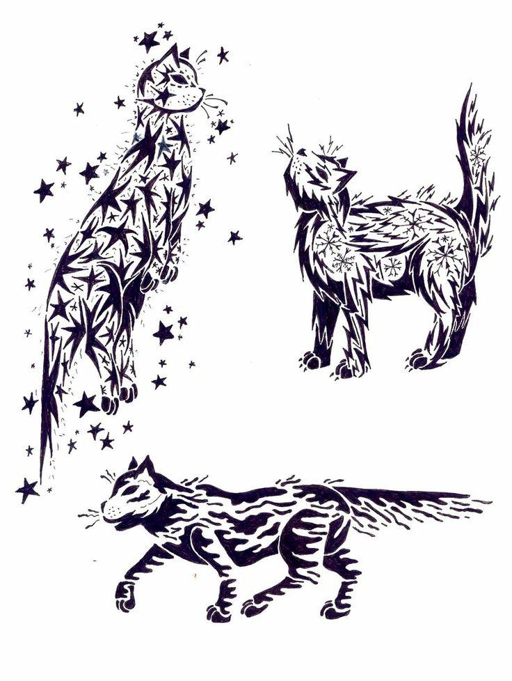 Element warrior cats P.3 by NoreyDragon.deviantart.com on @deviantART