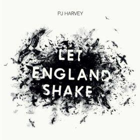 PJ Harvey album cover
