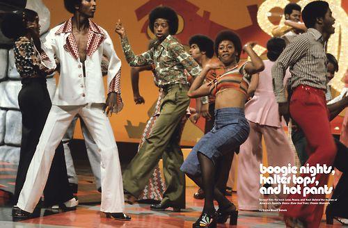 70's Soul Train