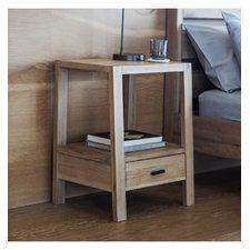 Scandinavian Bedside Tables | Wayfair.co.uk