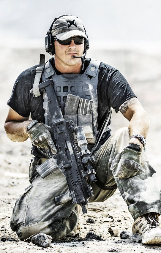 PMC Private Military Contractor Tactical Assault Loadout