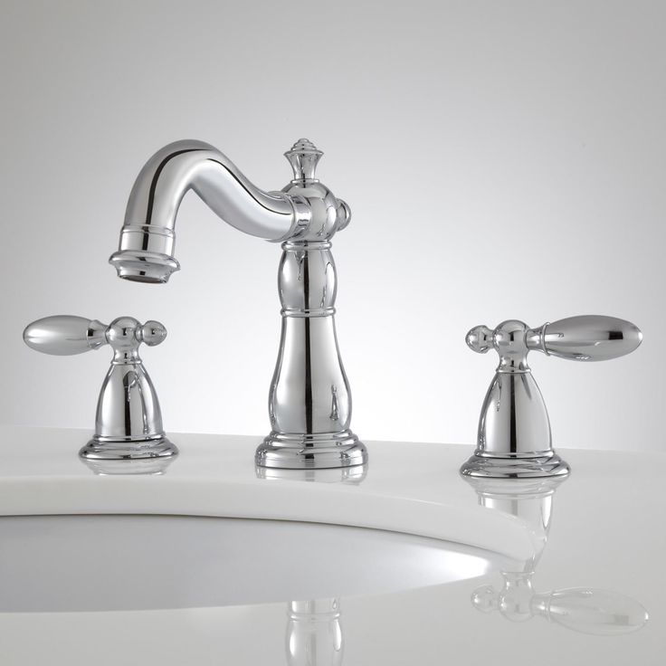Zelda Widespread Bathroom Faucet