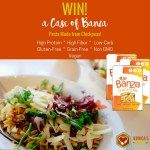 Banza Chickpea Pasta Review and Giveaway - Get Healthy with Jebbica!