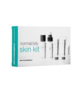 Dermalogica Skin Kit - NORMAL/OILY - £18.88 This skin kit for Normal/Oily skin contains:      -Special Cleansing Gel (50ml)     -Mutli-Active Toner (50ml)     -Skin Prep Scrub (22ml)     -Active Moist (22ml)     -Total Eye Care (4.5g) www.norwichhealthshop.co.uk