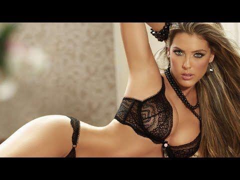 Sandra Valencia - Colombian Lingerie Model