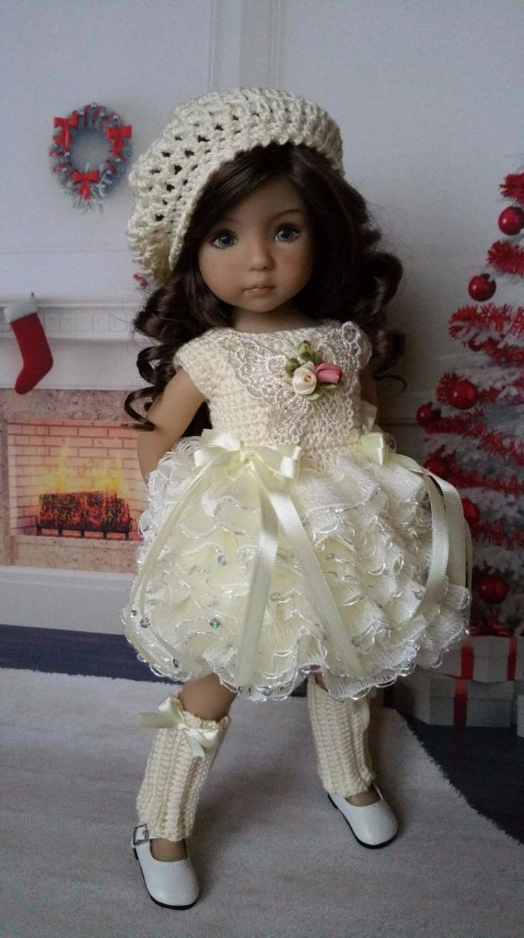 """The outfit for doll 13"""" Dianna Effner Little Darling"""