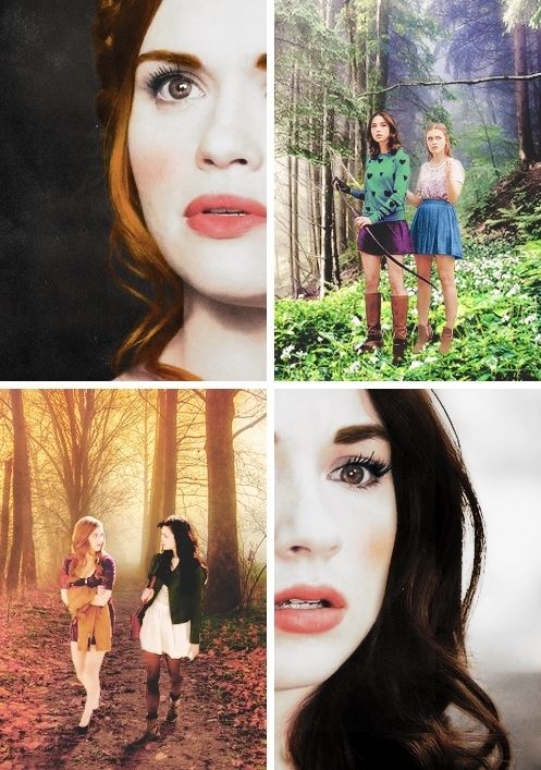 Most popular tags for this image include: teen wolf, holland roden, crystal reed, allydia and lydia martin