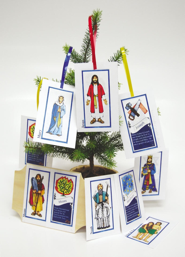 Jesse Tree printables -- Advent will be here soon!