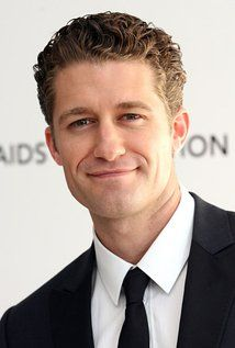 Matthew Morrison Born: October 30, 1978 in Fort Ord, California, USA