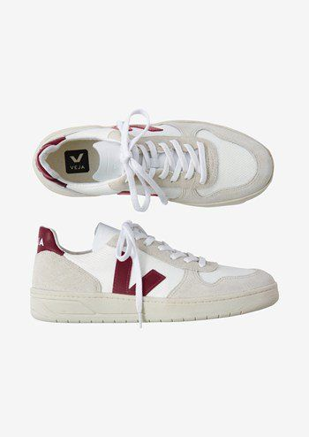 9b6094252 Women's Veja V-10 Suede Trainers | P/E 2019 in 2019 | Suede trainers ...