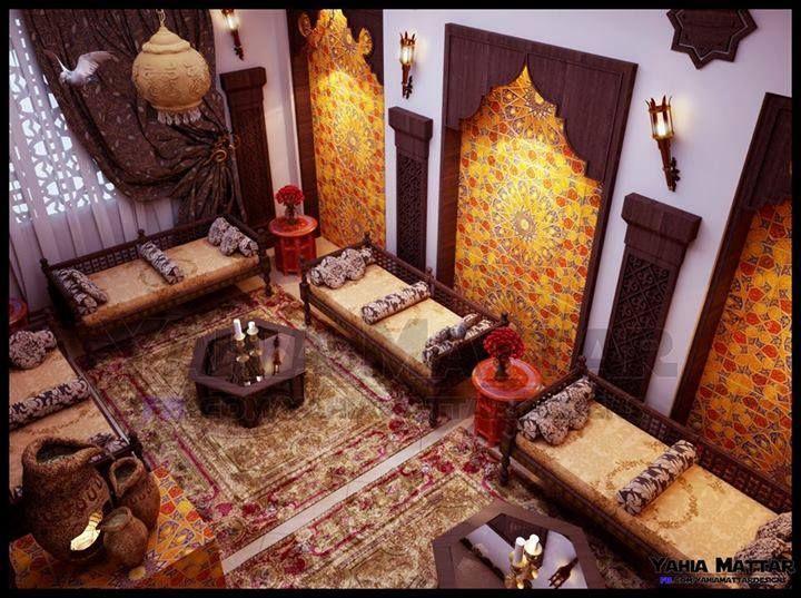 Ottoman interior design