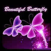 Papillon dans la nuit
