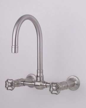 Steam Valve Original Wall Mounted Bridge Bar Mixer