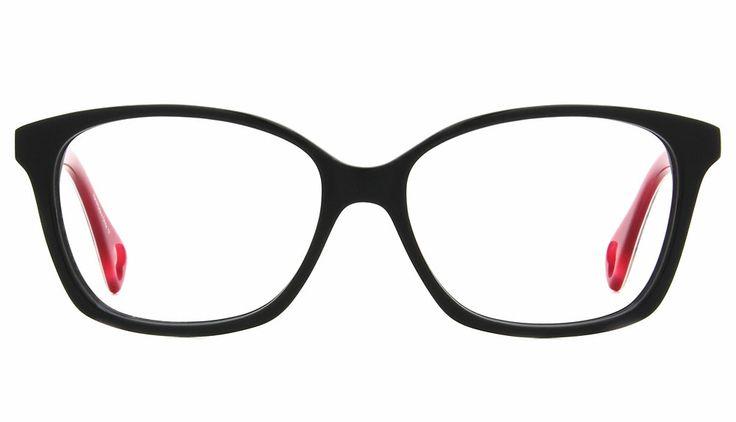 Betsey Johnson Precious Pastels N'Petals Eyeglasses at Glasses.com   Free Lenses