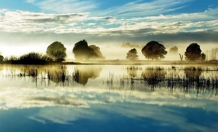 Morning on the Lake Photo by Phillip Minnis - 2016 National Geographic Travel Photographer of the Year