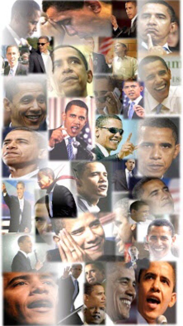 44th President of the United States of America, Barack Obama.
