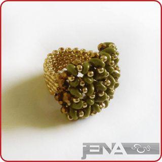 JENA: Gąsienica i pierścionek z SuperDuo