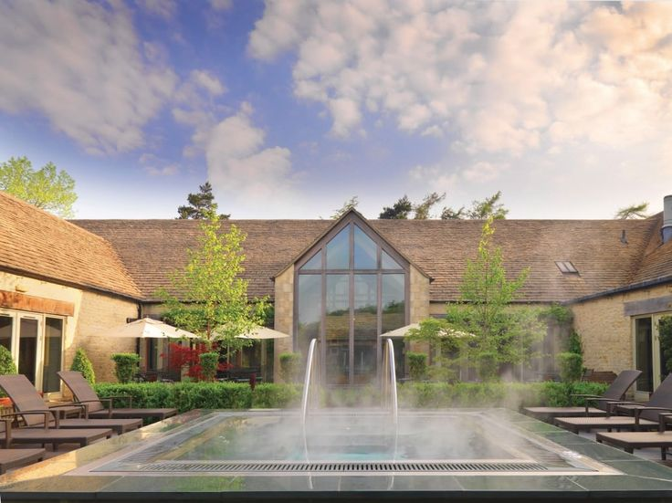Calcot Spa Hotel Cotswolds Manor Repin By At Social Media