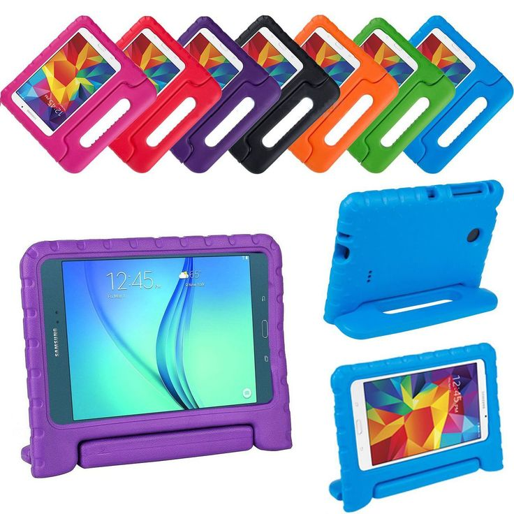 "Kids Samsung Galaxy Tab 4 8.0"" T330 T331 T335 Case Cover Shock-proof - myCaseCovers"