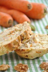 Receita de Pão Camponês sem Glúten. Um pão sem glúten, macio, leve, nutritivo e saboroso para a hora do lanche. Muito bom!