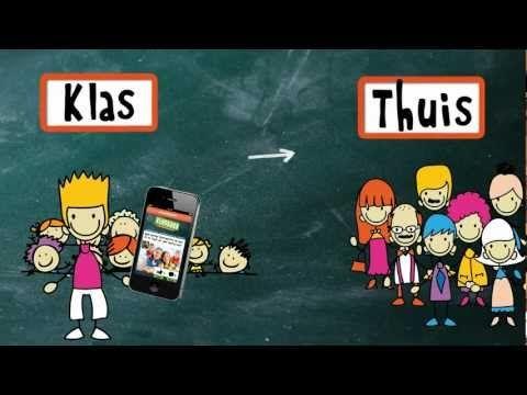 klasbord , een beschermde socialmedia voor in de klas