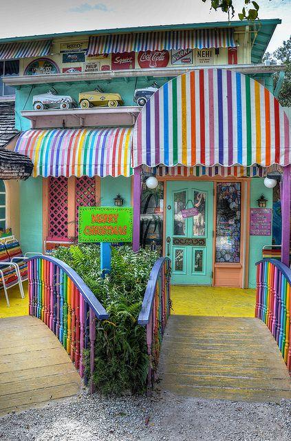 The Bubble Room - Sanibel Island, Florida