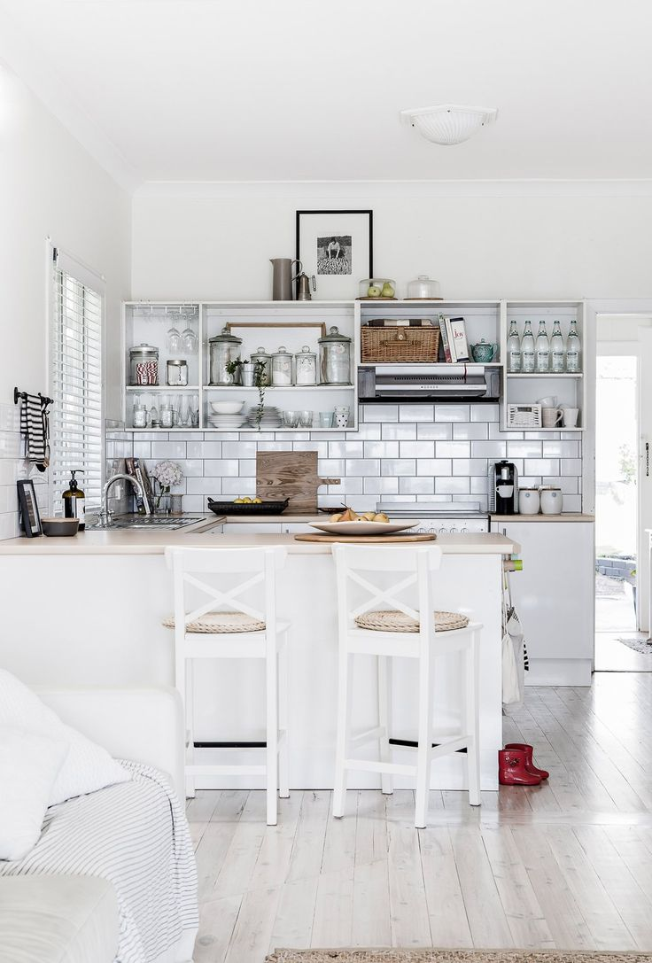 45 best White Kitchen Ideas Decor images on Pinterest White