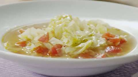 Healing Cabbage Soup Video