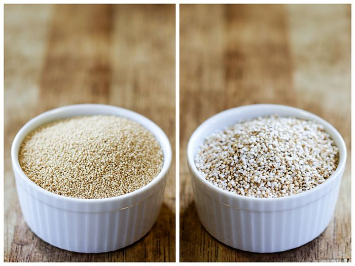 16 best images about Amaranth, a gluten-free grain on ...