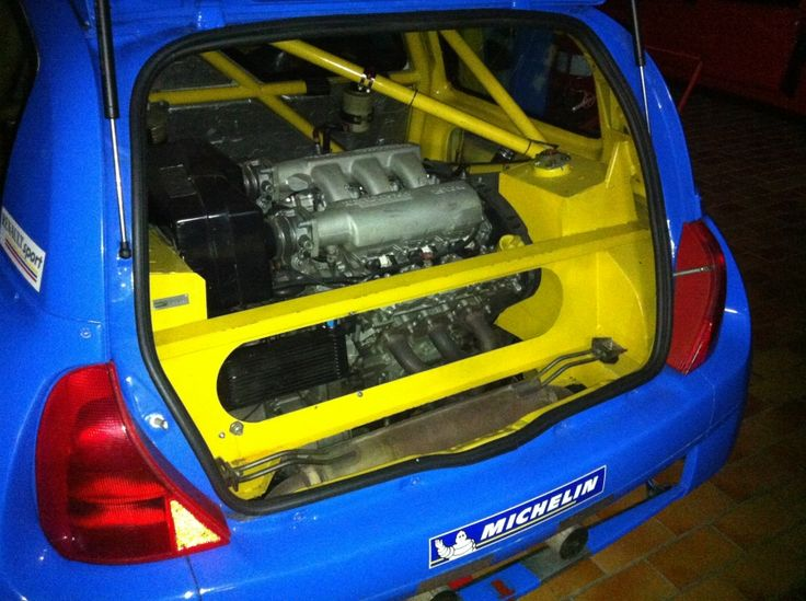 RaceCarAds - Race Cars For Sale » Original Zakspeed 24h Clio Trophy V6