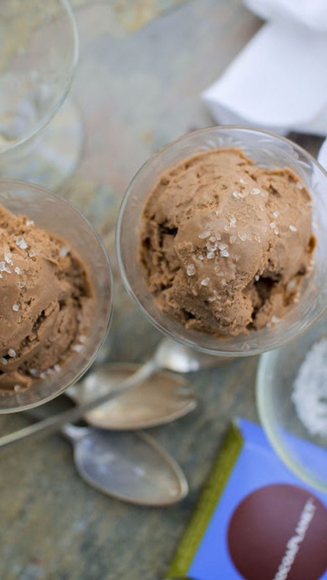 Chocolate Olive Oil Ice Cream | Ice Cream & Frozen Treats | Pinterest