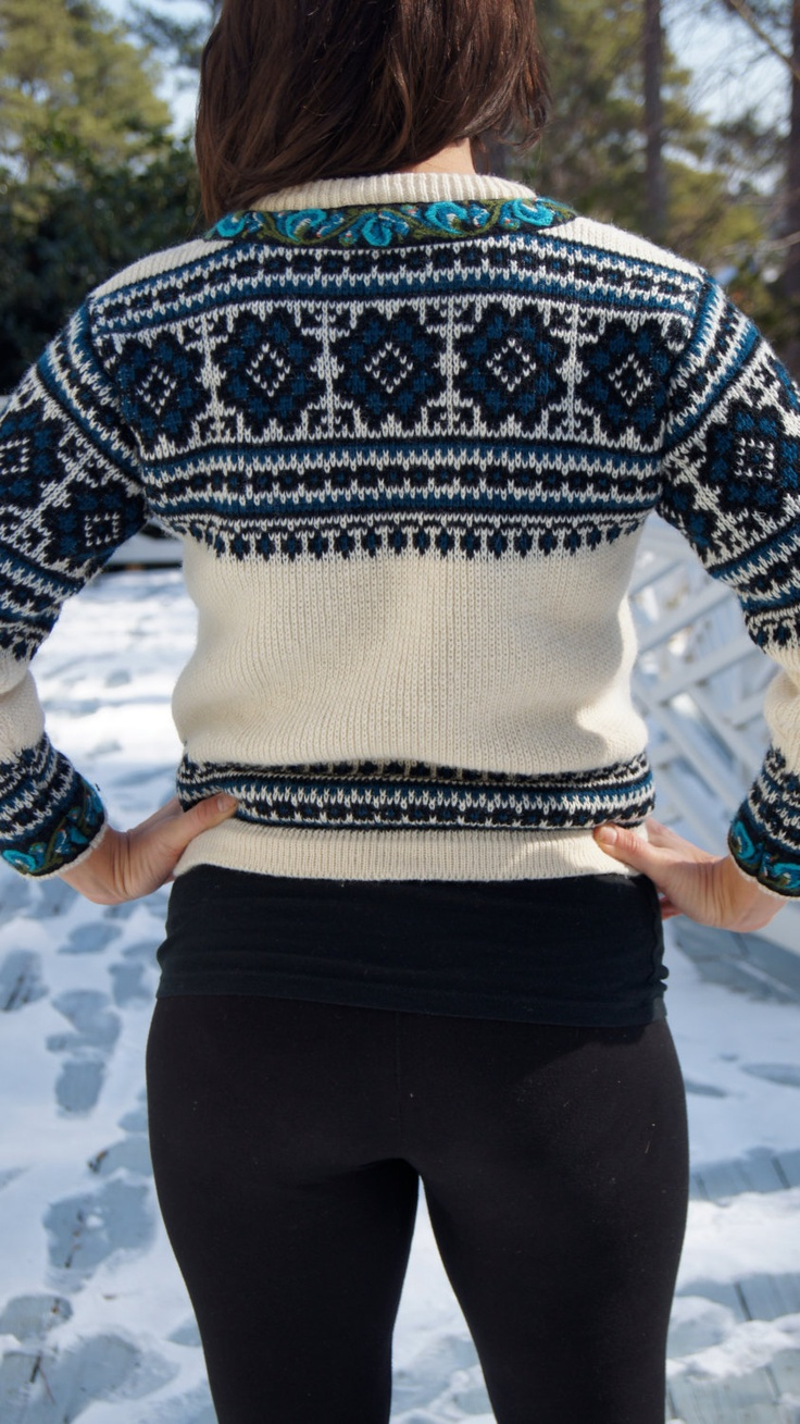 Nordstrik WOOL sweater, Made in Norway