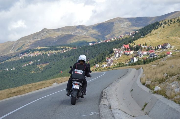 2wheel rides in Transylvania