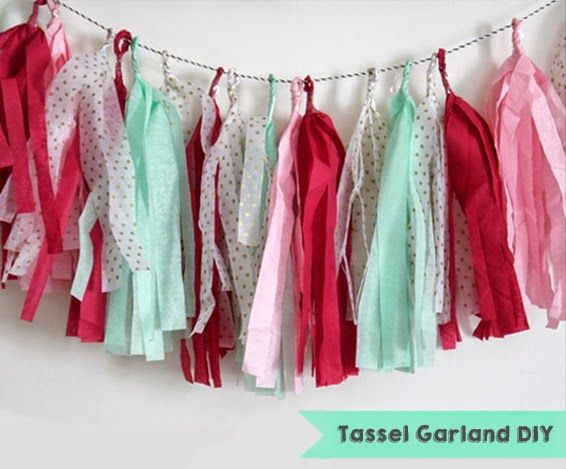 images about Tassel Garlands Tassel garland