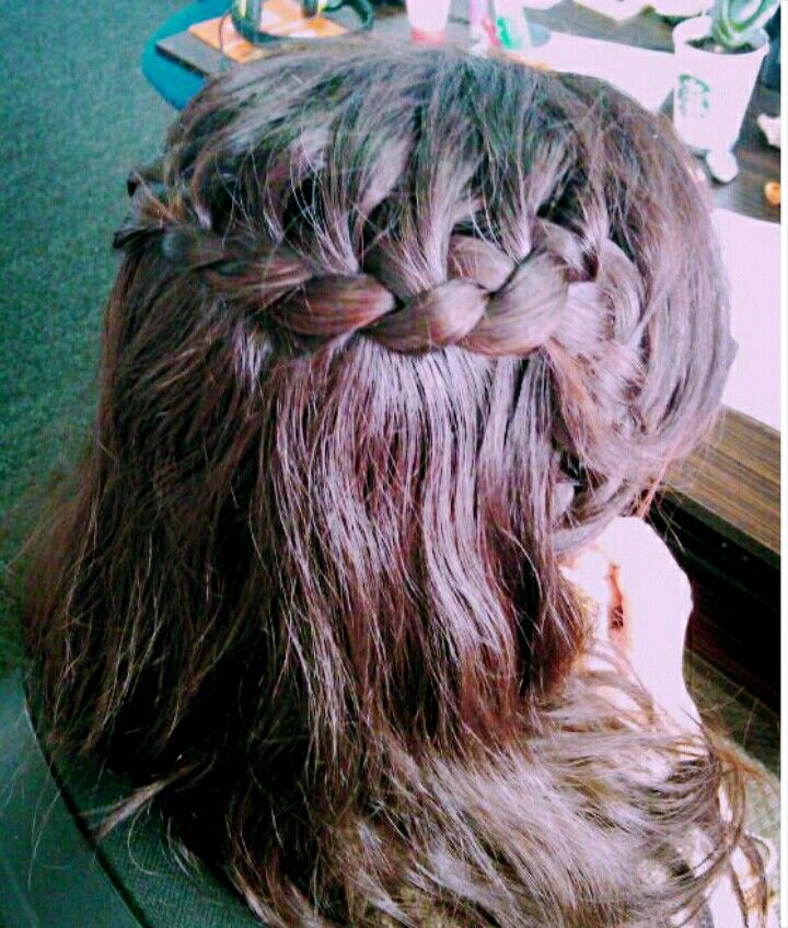 Bohemian lace braid